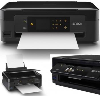 EPSON Impresora inkjet expression home XP-412