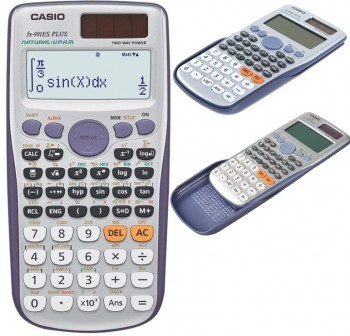 CASIO Calculadora financiera fx-991es plus