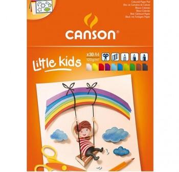 CANSON Bloc manualidades cartulina 30 hojas