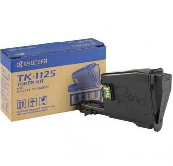 KYOCERA Toner laser TK-1125 2,1k negro original