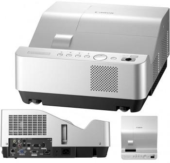 CANON Videoproyector DLP LV-8235 2.500 lumenes WXGA HDMI MINI D-SUB RCA RJ-45 16:10