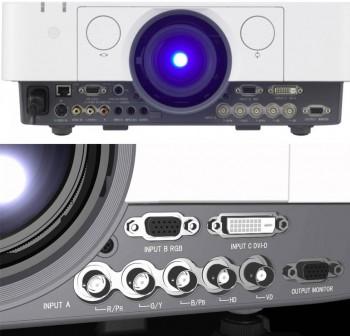 SONY Videoproyector LCD VPL-FX30 4.200 LUMENES XGA MINI D-SUB S-VIDEO 4:3