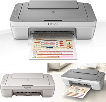 CANON Impresora multifuncional PIXMA MG2450 inkjet A4 color USB