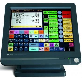 Casio Táctil PC BT-9100B High - BT ECR Professional