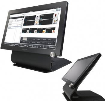Casio POS Android V-R7100-BD 15.6 inch LCD display / WLAN / Bluetooth / ibutton / w/o application Hi