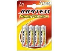 JUPITER Pila alkalina lr06 AA (4)