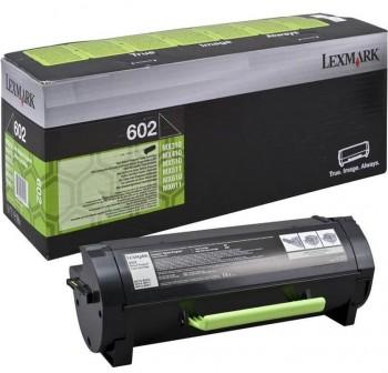LEXMARK Toner laser 60F2000 negro original 2,5k (mx310,mx410, mx510, mx511, mx611)