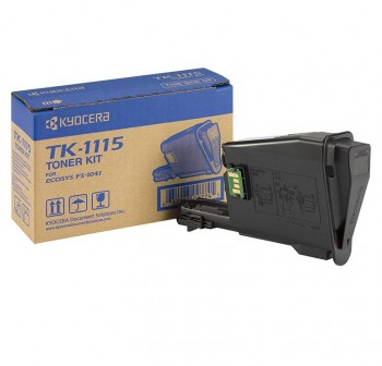KYOCERA-MITA Toner FS-1041/1220MFP/1320MFP negro TK1115