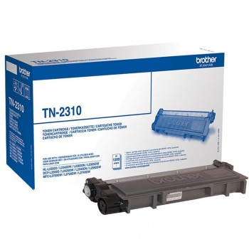 BROTHER Toner laser TN-2310 original (1,2k)