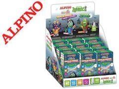 "ALPINO Set magic dough walking zonmbie \""BLOODY\"""