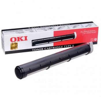 OKI Toner laser 8P/8W negro original