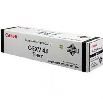 CANON Toner laser IR400i/IR500i negro original (15,2k) C-EXV43