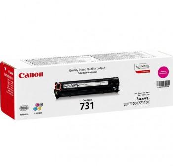 CANON Toner laser 731M original MAGENTA