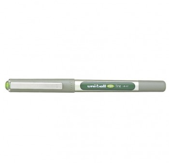 Rotulador punta bola Uni-ball eye fine trazo 0,7mm verde claro