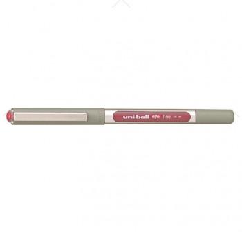 Rotulador punta bola Uni-ball eye fine trazo 0,7mm vino