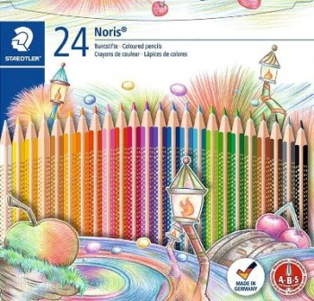 STAEDTLER Lapiz de color noris club c-24