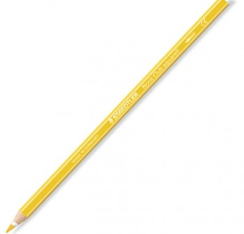Caja 12 lapices de colores Staedtler noris club amarillo