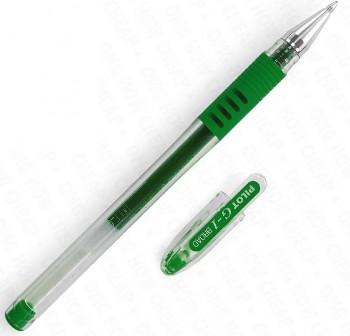 Bolígrafo Tinta gel G17g Grip verde