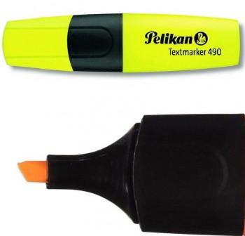 Rotulador fluorescente textmarker trazo 5mm amarillo