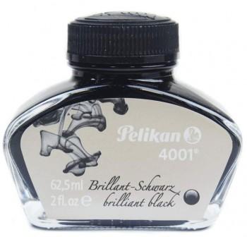 Tinta estilográfica Pelikan 4001 62,5 ml 76 negro