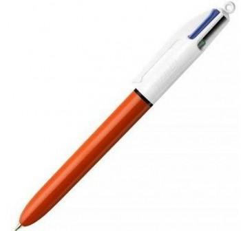 Bolígrafo Bic 4 colores  4 Colours Fine