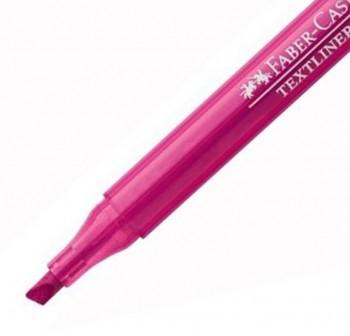 Marcador fluorescente Textliner 38 color rosa