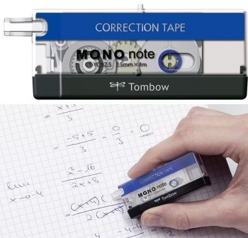 Cinta correctora Mono note 2,5mm x 4m