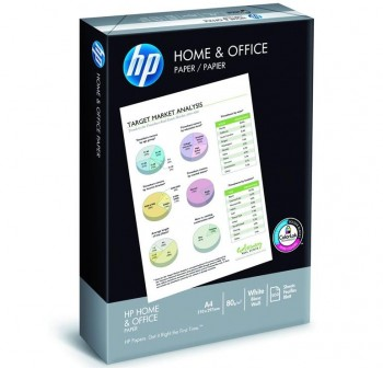 Pack 500h papel HOME & OFFICE HP A4 80gr