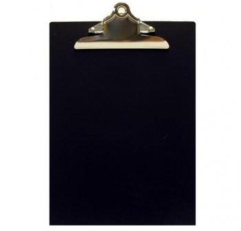 ARTES Carpeta con pinza aluminio folio