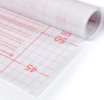 Rollo forro Libros transparente Adhesivo reposicionable-present: APLI med 1,5x0,5