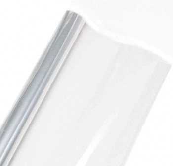 INETA Rollo de celofan transparente 0,50x65 metros trepado