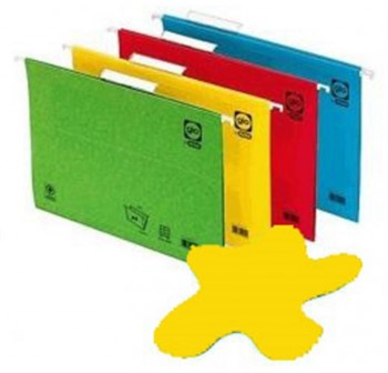 GIO Carpeta colgante visor superior folio colores