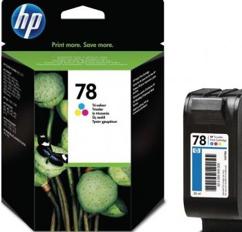 HP Cartucho inkjet C6578AE color original Nº78 38ml. alta capacidad