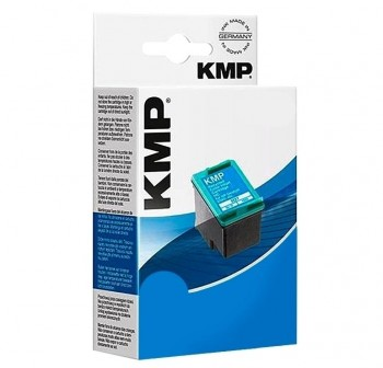 KMP Cartucho inkjet KMP18C0781E/Nº1 TRICOLOR (no original) 16 ML