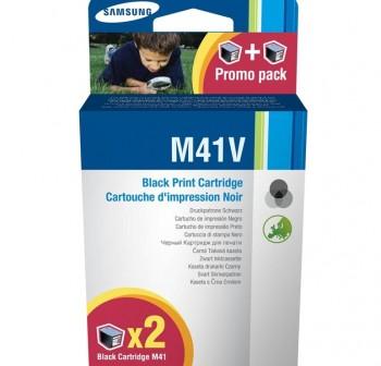 Cartucho Ink-Jet Samsung INK-M41V/ELS negro