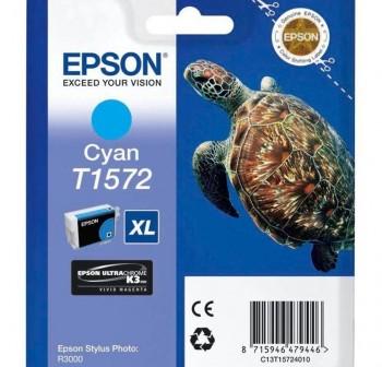 Cartucho Ink-jet Epson C13T15724010 cyan