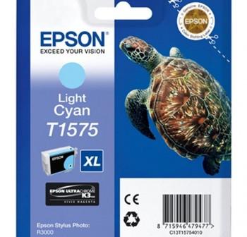Cartucho Ink-jet Epson C13T15754010 cyan claro