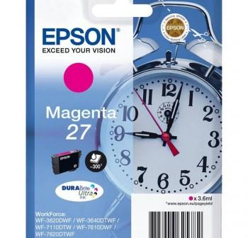 EPSON Cartucho inkjet T2703 MAGENTA capacidad standart (300p)