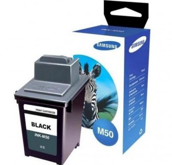 Cartucho Ink-Jet Samsung INK-M50 negro