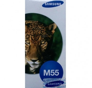 Cartucho Ink-Jet Samsung INK-M55 negro