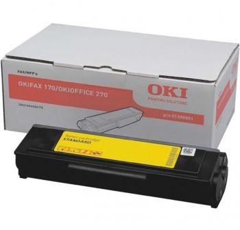 OKI Tambor laser + toner OKIfax 170 negro original 2k