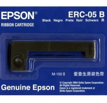 Cinta nylon Epson C43S015352 negra