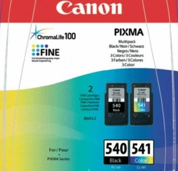 Canon Cartucho Ink-Jet Canon PG-540/CL-541 multipack negro/tricolor