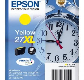 EPSON Cartucho inkjet T2714 AMARILLO alta capacidad (1,1k)