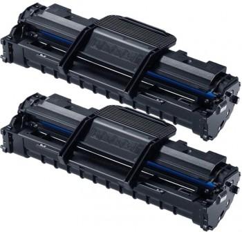 Pack 2 Tóners Láser Samsung SCXP4521a negro