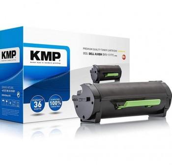 Tóner Láser KMP compatible Dell 59310063 amarillo