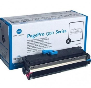 MINOLTA Toner laser 1710566-002 negro original 3k