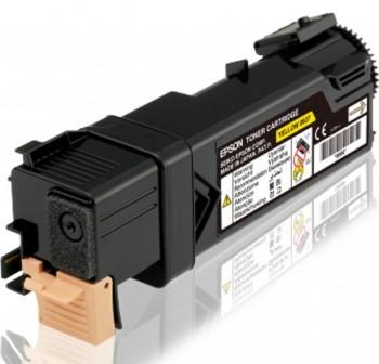 EPSON Toner laser S050627 AMARILLO original (2,5k) aculaser C2900