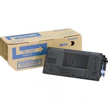 KYOCERA Toner laser TK-3100 negro original FS2100DN