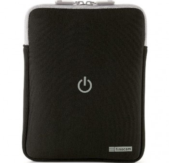 "Funda para Tablet 9,7"" Finocam Power neopreno negro"